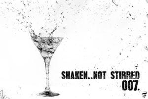 Video Cocktail, Shaken Not Stirred